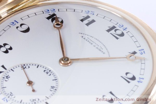 Used luxury watch A. Lange & Söhne DUF 14 ct yellow gold manual winding Kal. 41  | 152957 03