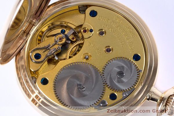 Used luxury watch A. Lange & Söhne DUF 14 ct yellow gold manual winding Kal. 41  | 152957 13