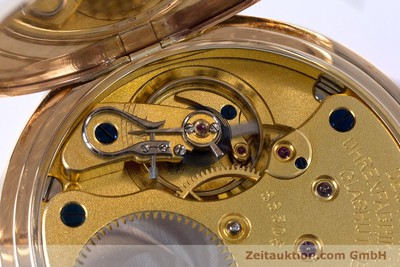 A. LANGE & SÖHNE DUF 14 CT YELLOW GOLD MANUAL WINDING KAL. 41 [152957]