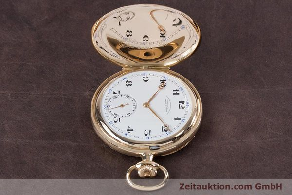 Used luxury watch A. Lange & Söhne DUF 14 ct yellow gold manual winding Kal. 41  | 152957 18