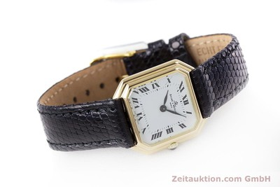 BAUME & MERCIER ORO DE 18 QUILATES CUERDA MANUAL KAL. BM550 LP: 6300EUR [152980]