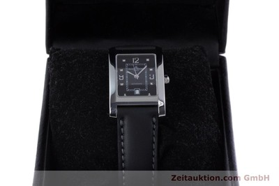 BAUME & MERCIER HAMPTON STEEL AUTOMATIC KAL. 8395 ETA 2000 [152987]