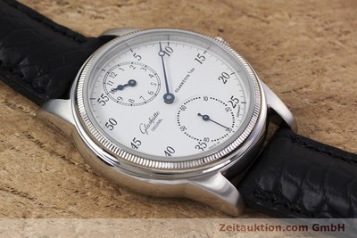 GLASHÜTTE ORIGINAL 1845 KLASSIK REGULATOR HANDAUFZUG 49-04-04-01-04 VP: 6000,- Euro [152994]