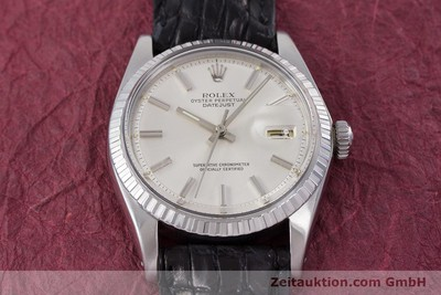 ROLEX DATEJUST STEEL AUTOMATIC KAL. 1570 LP: 5400EUR [152999]