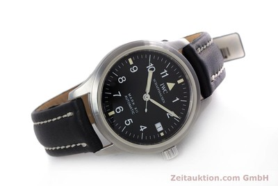 IWC MARK XII STEEL AUTOMATIC KAL. 884/2 [153004]