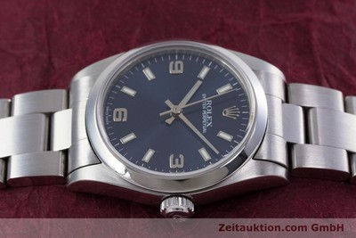 ROLEX OYSTER PERPETUAL STEEL AUTOMATIC KAL. 2230 LP: 3900EUR [153005]