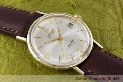 OMEGA SEAMASTER GOLD-PLATED AUTOMATIC KAL. 563 VINTAGE [153015]