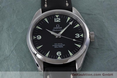 OMEGA RAILMASTER STEEL AUTOMATIC KAL. 2403 LP: 4500EUR [153021]