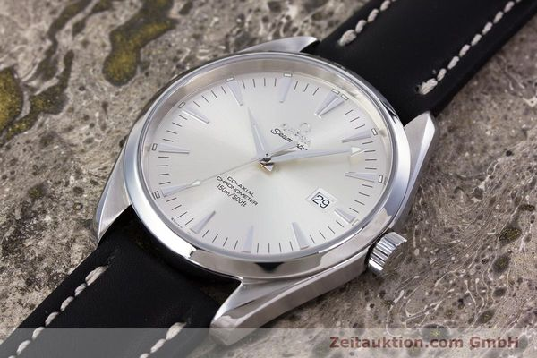 Used luxury watch Omega Seamaster steel automatic Kal. 2500  | 153022 01