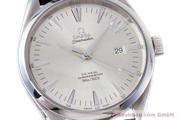 Used luxury watch Omega Seamaster steel automatic Kal. 2500  | 153022 02