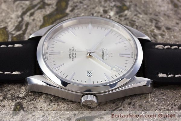 Used luxury watch Omega Seamaster steel automatic Kal. 2500  | 153022 05