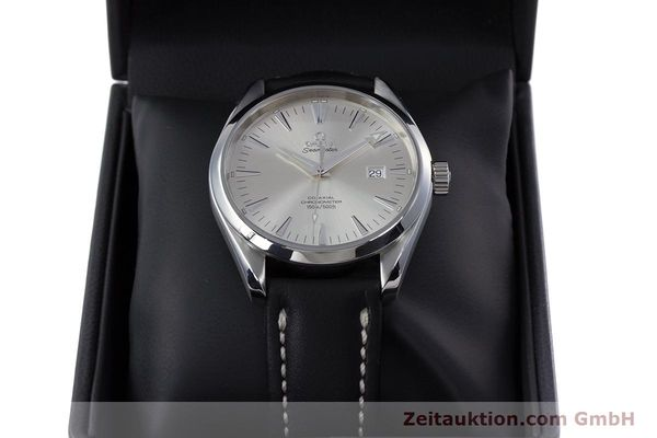 Used luxury watch Omega Seamaster steel automatic Kal. 2500  | 153022 07