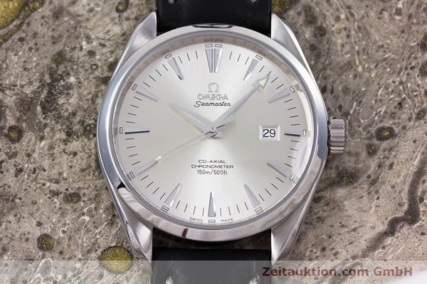 Used luxury watch Omega Seamaster steel automatic Kal. 2500  | 153022 14