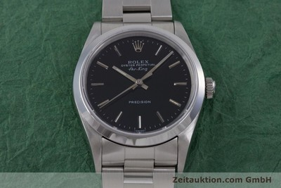 ROLEX AIR KING STEEL AUTOMATIC KAL. 3000 [153041]