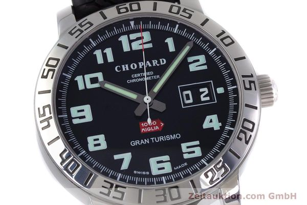 Used luxury watch Chopard Mille Miglia steel automatic Kal. ETA 2896 Ref. 8955  | 153045 02