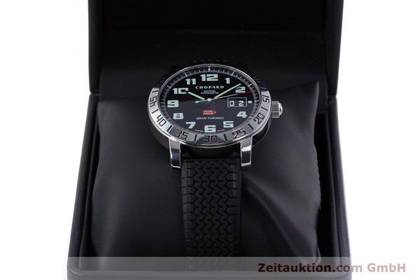 Used luxury watch Chopard Mille Miglia steel automatic Kal. ETA 2896 Ref. 8955  | 153045 07