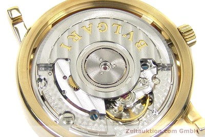 BVLGARI BVLGARI OR 18 CT AUTOMATIQUE KAL. 220TEEE LP: 16700EUR [153047]