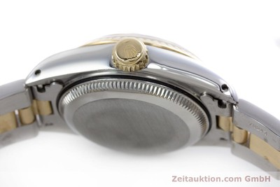 ROLEX LADY OYSTER DATEJUST GOLD /STAHL DAMENUHR AUTOMATIK 69173 VP: 6950,- EURO [153052]