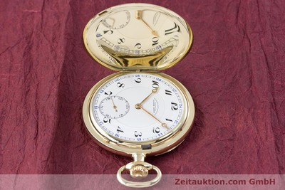 A. LANGE & SÖHNE DUF 14 CT YELLOW GOLD MANUAL WINDING KAL. 43 [153058]