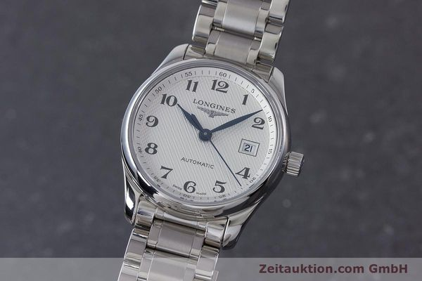 LONGINES MASTER COLLECTION ACIER AUTOMATIQUE KAL. L.595.2 LP: 1350EUR [153060]