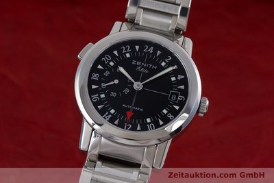 ZENITH ELITE STEEL AUTOMATIC KAL. 682 LP: 5200EUR [153078]