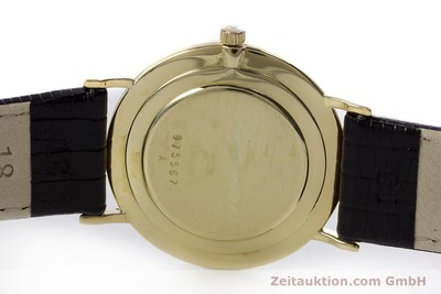 JAEGER LE COULTRE 18 CT GOLD MANUAL WINDING KAL. 818/C [153084]