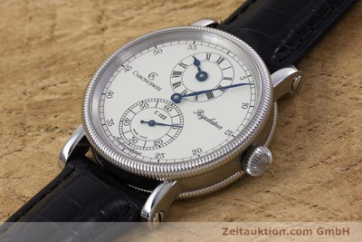 CHRONOSWISS REGULATEUR ACIER AUTOMATIQUE KAL. 122 LP: 5200EUR [153097]
