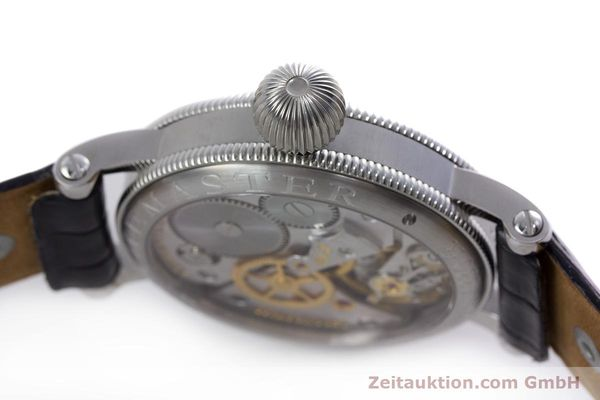 Used luxury watch Chronoswiss Timemaster steel manual winding Kal. 672 Ref. CH2633  | 153132 11