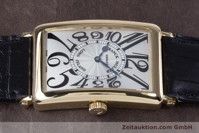 FRANCK MULLER LONG ISLAND OR 18 CT AUTOMATIQUE KAL. 2800R ETA 2892A2 [153153]