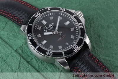 GLASHÜTTE ORIGINAL SPORT EVOLUTION AUTOMATIK REF 39-21-06-03-03 VP: 7300,- Euro [153163]