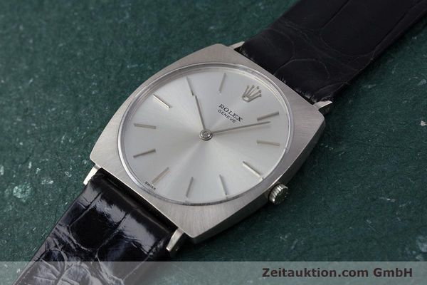 Used luxury watch Rolex * 18 ct white gold manual winding Kal. 1600 Ref. 3714 VINTAGE  | 153168 01