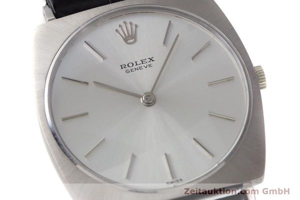 Used luxury watch Rolex * 18 ct white gold manual winding Kal. 1600 Ref. 3714 VINTAGE  | 153168 02