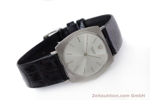 Used luxury watch Rolex * 18 ct white gold manual winding Kal. 1600 Ref. 3714 VINTAGE  | 153168 03