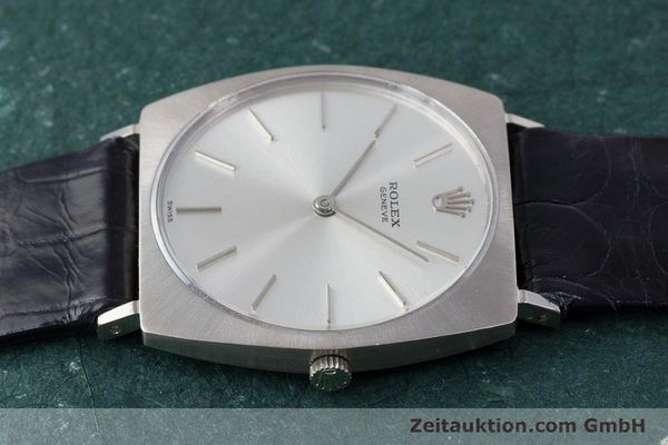 Used luxury watch Rolex * 18 ct white gold manual winding Kal. 1600 Ref. 3714 VINTAGE  | 153168 05