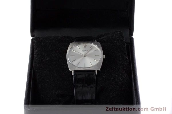 Used luxury watch Rolex * 18 ct white gold manual winding Kal. 1600 Ref. 3714 VINTAGE  | 153168 07