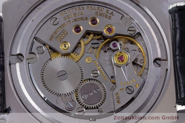 Used luxury watch Rolex * 18 ct white gold manual winding Kal. 1600 Ref. 3714 VINTAGE  | 153168 10