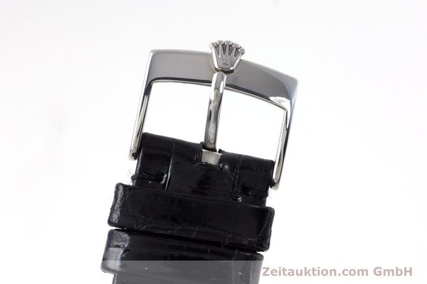 Used luxury watch Rolex * 18 ct white gold manual winding Kal. 1600 Ref. 3714 VINTAGE  | 153168 13