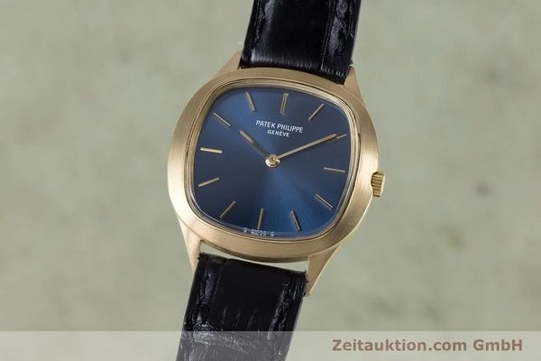 PATEK PHILIPPE ELLIPSE 18 CT GOLD MANUAL WINDING KAL. 16-250  [153170]