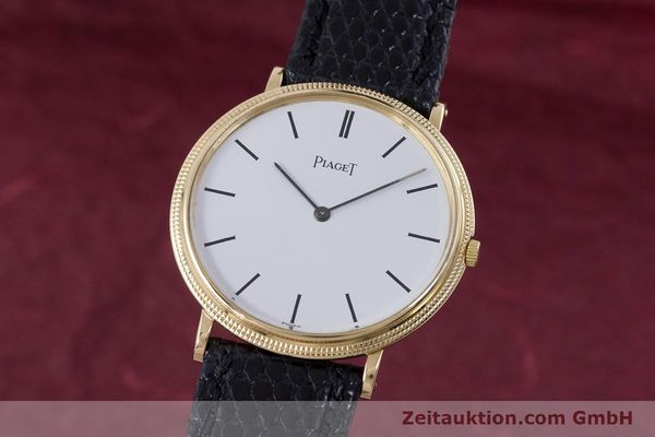 PIAGET 18 CT GOLD MANUAL WINDING KAL. 9P [153179]