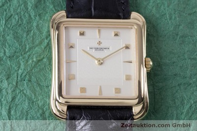 VACHERON & CONSTANTIN TOLEDO 18 CT GOLD MANUAL WINDING KAL. 1132 LP: 34800EUR [153180]
