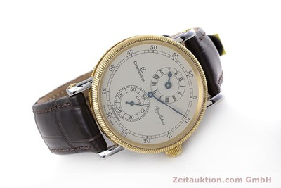 CHRONOSWISS REGULATEUR ACCIAIO / ORO AUTOMATISMO KAL. 122 LP: 5200EUR [153191]