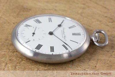 IWC POCKET WATCH STEEL MANUAL WINDING KAL. 972 [153209]