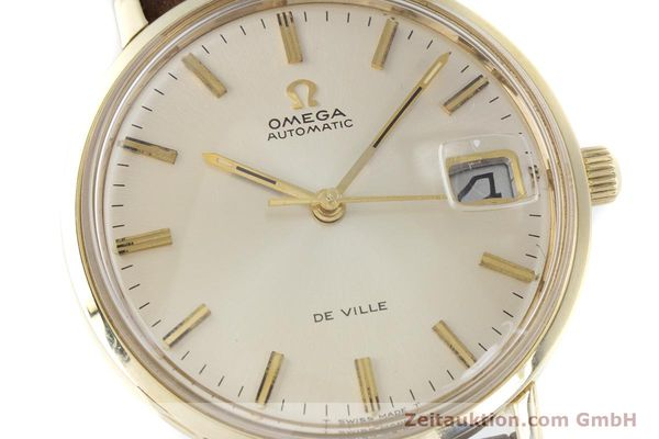 Used luxury watch Omega De Ville 14 ct yellow gold automatic Kal. 565 VINTAGE  | 153219 02