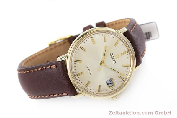 Used luxury watch Omega De Ville 14 ct yellow gold automatic Kal. 565 VINTAGE  | 153219 03