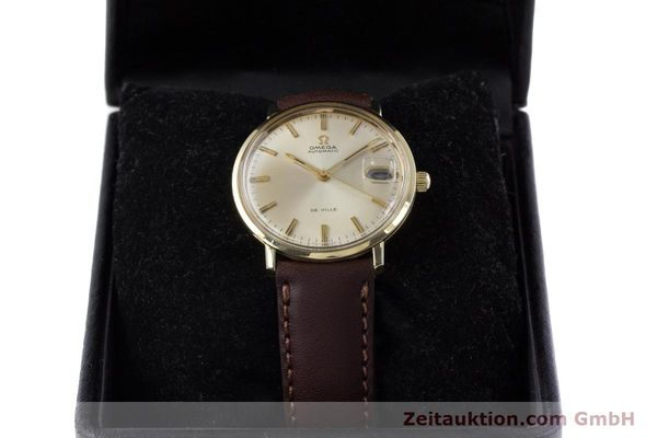Used luxury watch Omega De Ville 14 ct yellow gold automatic Kal. 565 VINTAGE  | 153219 07