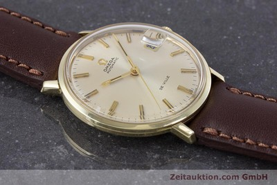 OMEGA DE VILLE 14 CT YELLOW GOLD AUTOMATIC KAL. 565 VINTAGE [153219]