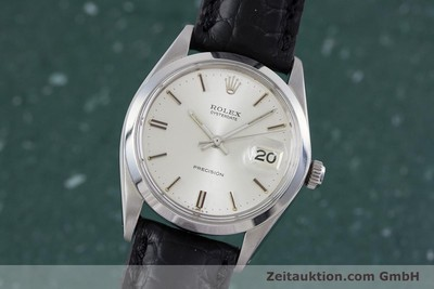 ROLEX PRECISION ACERO CUERDA MANUAL KAL. 1225 LP: 4300EUR [153231]