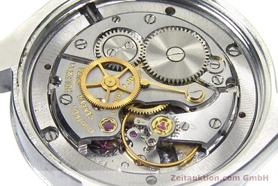 ROLEX PRECISION STEEL MANUAL WINDING KAL. 1225 LP: 4300EUR [153231]