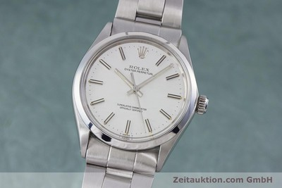 ROLEX OYSTER PERPETUAL STEEL AUTOMATIC KAL. 1570 LP: 4350EUR [153233]