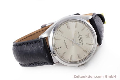 ROLEX AIR KING ACIER AUTOMATIQUE KAL. 1520 [153234]